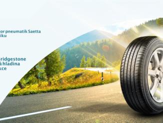 Saetta nejlepší poměr kvality a ceny z evropské produkce rodiny Bridgestone