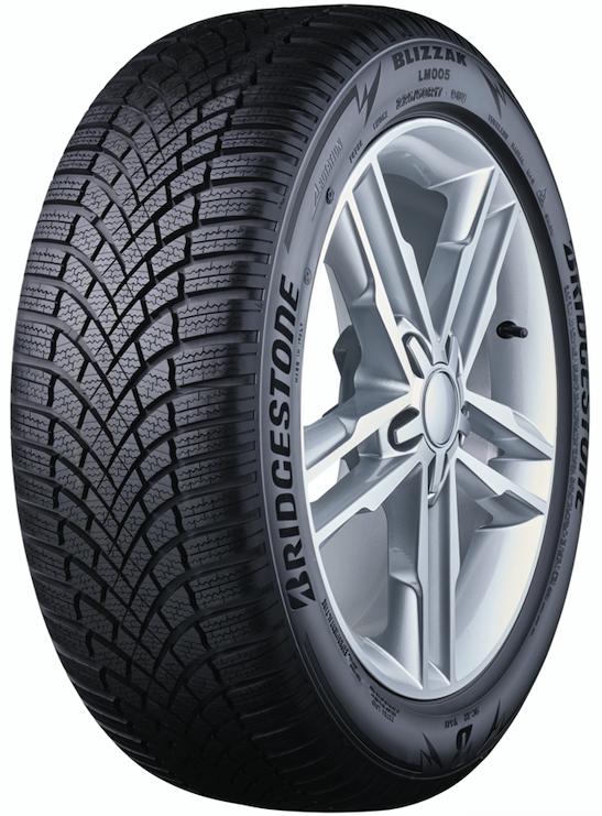 Zimní pneumatika Blizzak LM005, vítěz testu ADAC