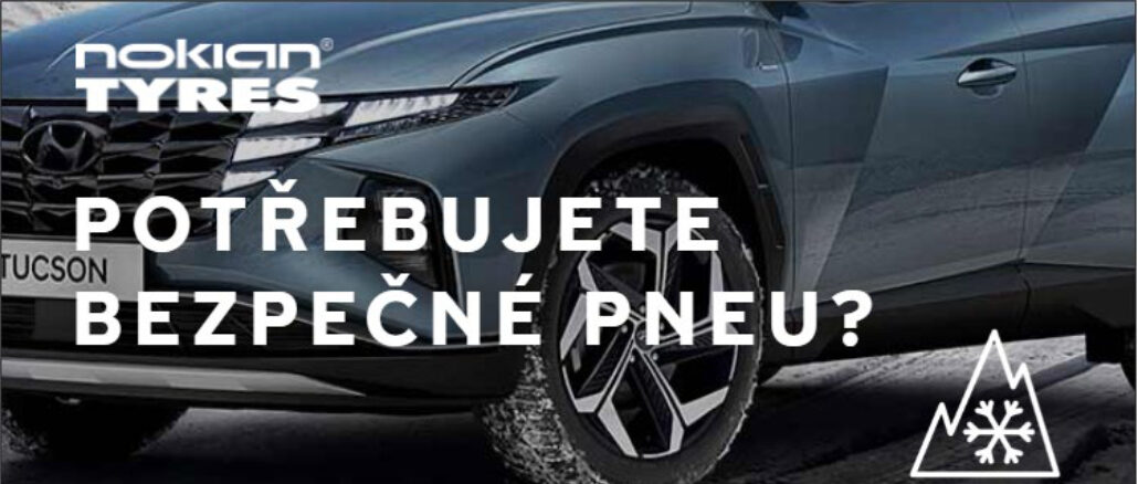 Vyhrajte Nový Hyundai Tucson